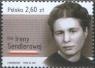 Польша - Активистка движения Сопротивления Ирена Сендлер(2018).