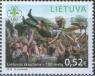 Литва - 100 лет скаутам Литвы(2018).